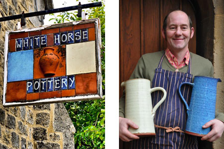 White Horse Pottery